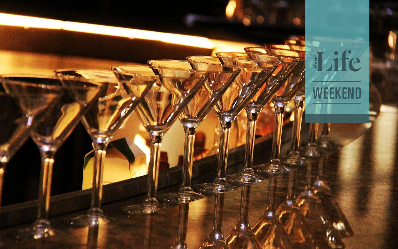 Los mejores martinis de la Ciudad de México