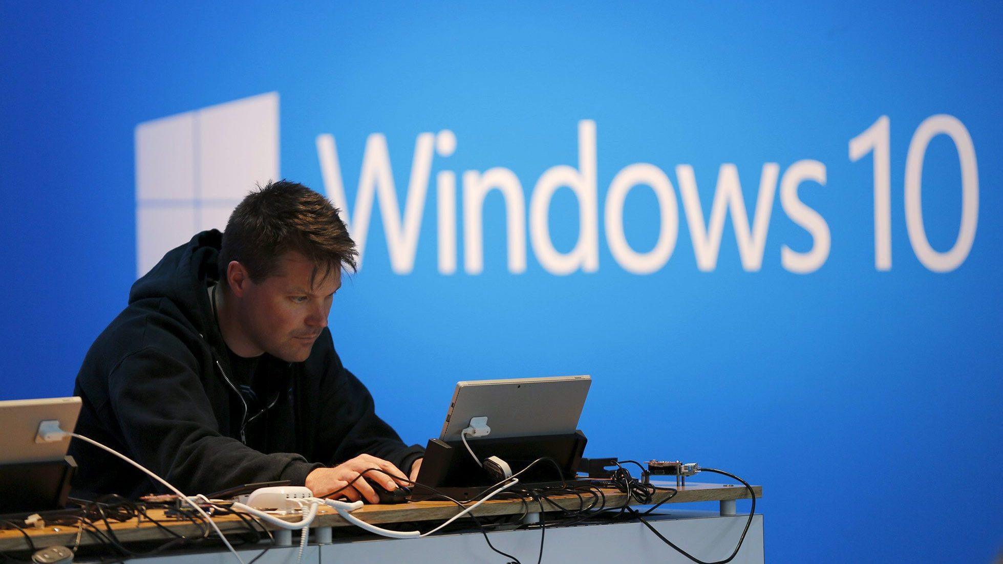 Configuración de Windows 10 viola leyes locales, dicen fiscales en Brasil