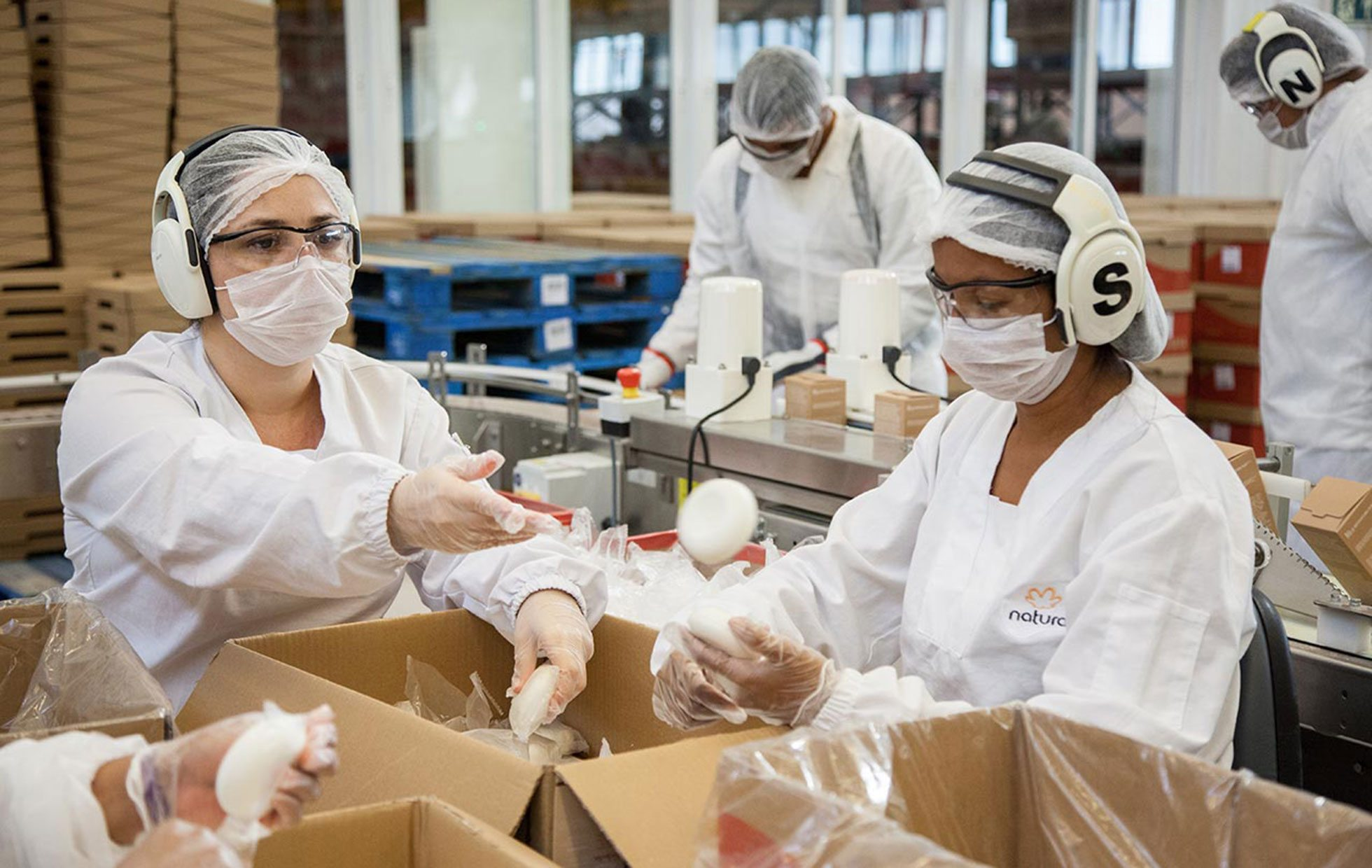 Cuidado laboral en la pandemia