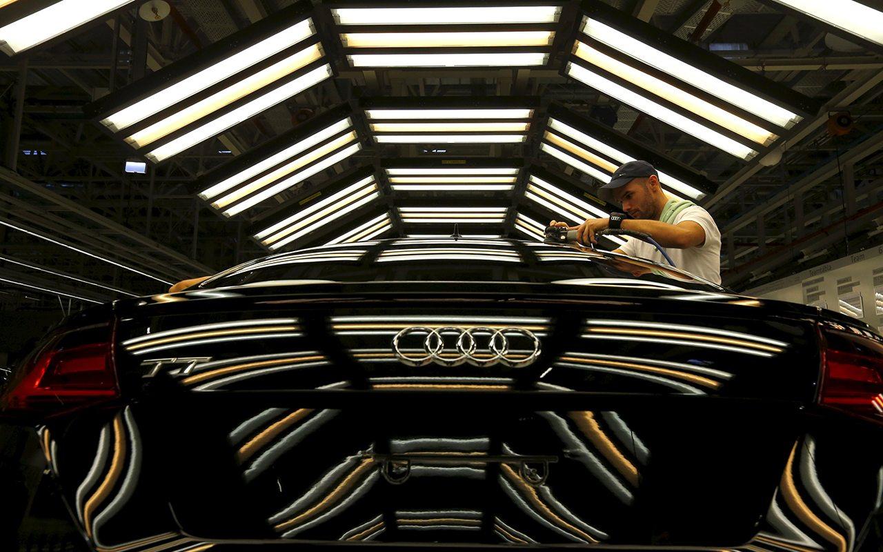 El CEO de Volkswagen considera difícil de entender arresto del director de Audi