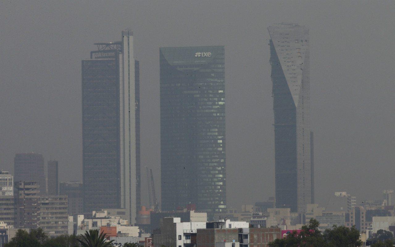 Reactivan doble Hoy no circula por contingencia ambiental fase I