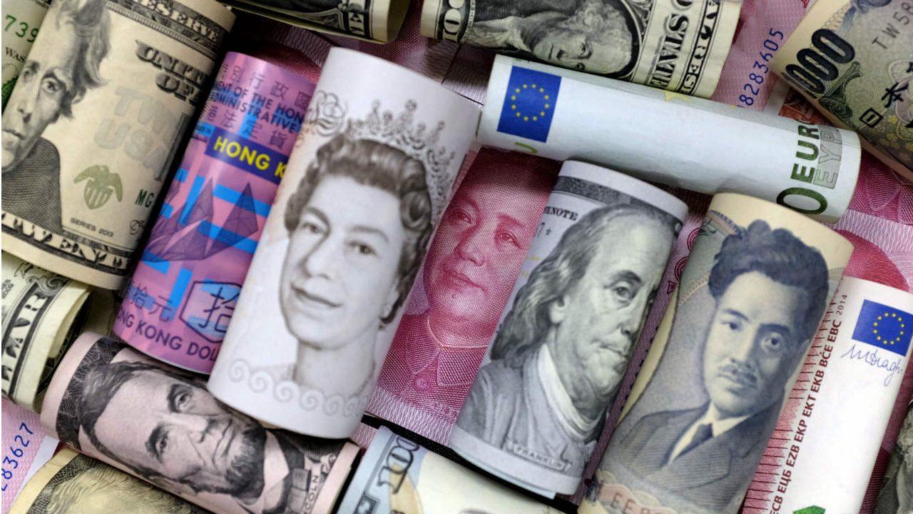 Dólar sigue cayendo, mientras el yen alcanza máximo de 5 meses