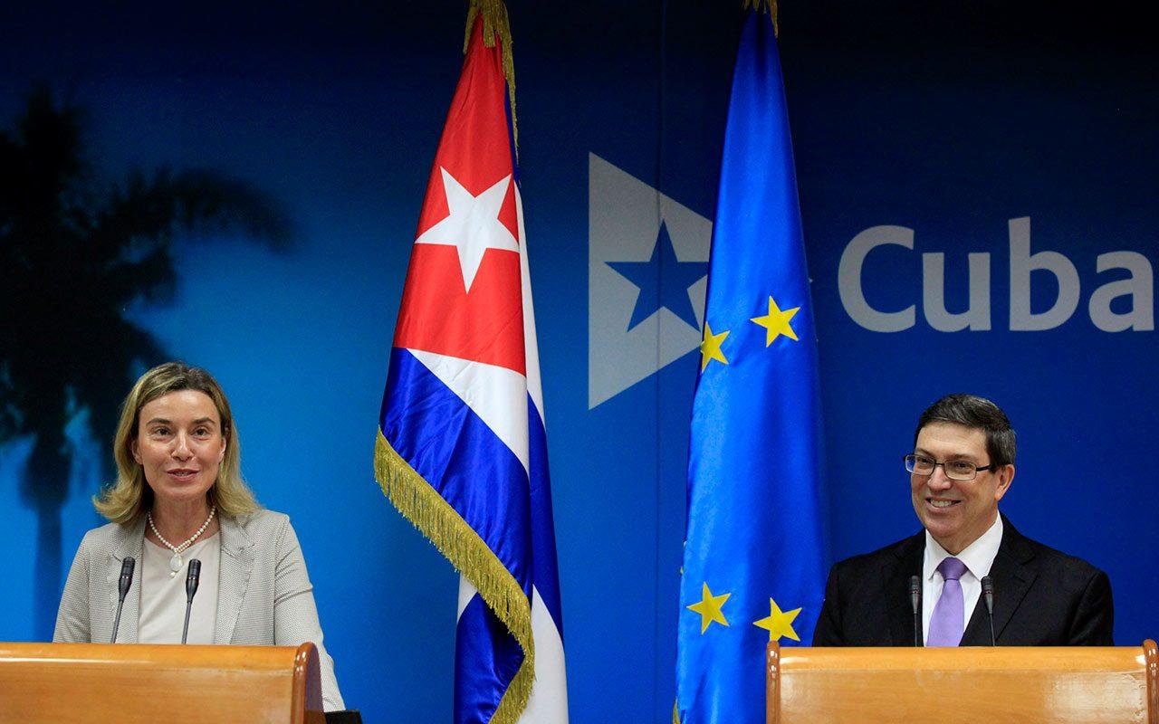 Unión Europea se convierte en el primer socio comercial de Cuba