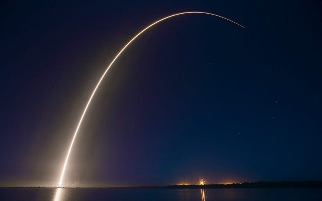 Space X, la empresa que transforma con mayor impacto en el mundo. (Foto: Cortesía Space X.)