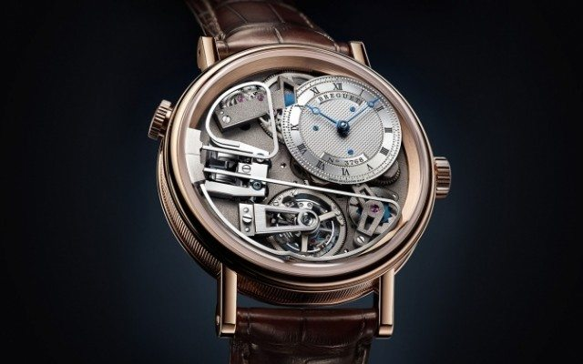 Breguet Tradition Répétition Minutes Tourbillon