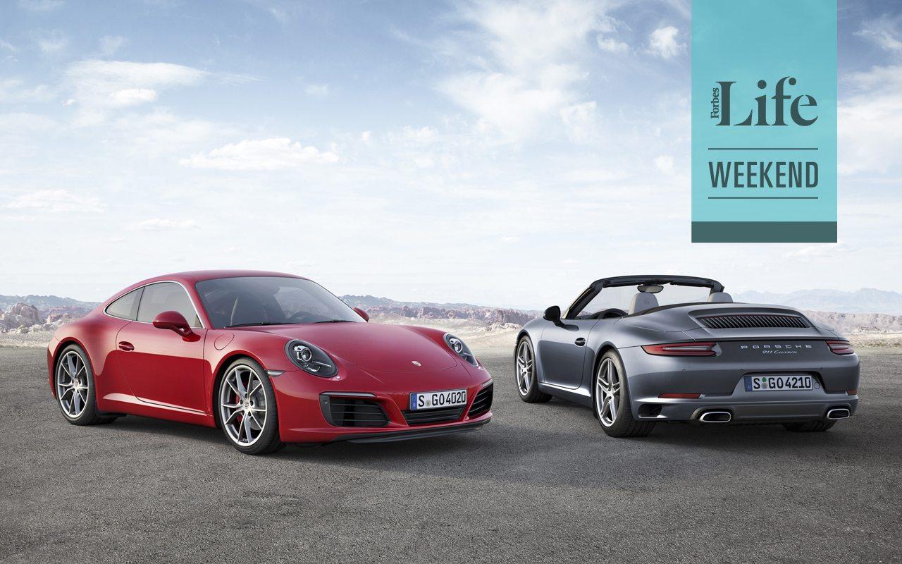 Nace una nueva generación del Porsche 911