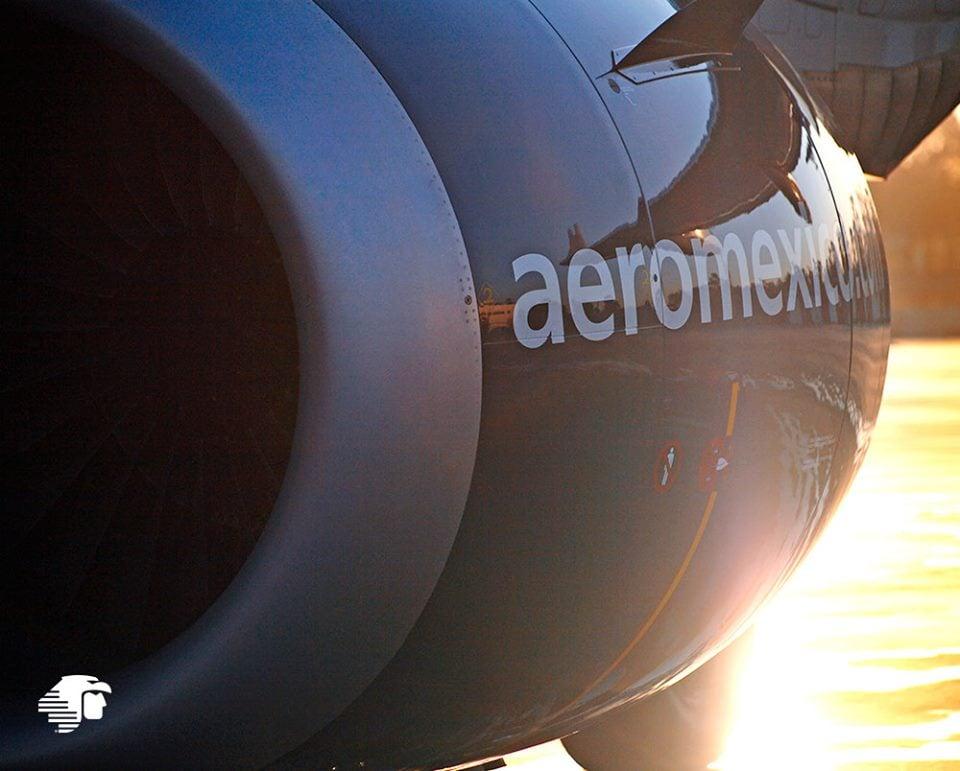Aeroméxico cede slots por alianza con Delta