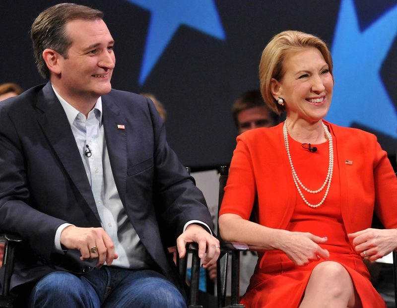 Carly Fiorina, la vicepresidenta techie que no quiere Silicon Valley