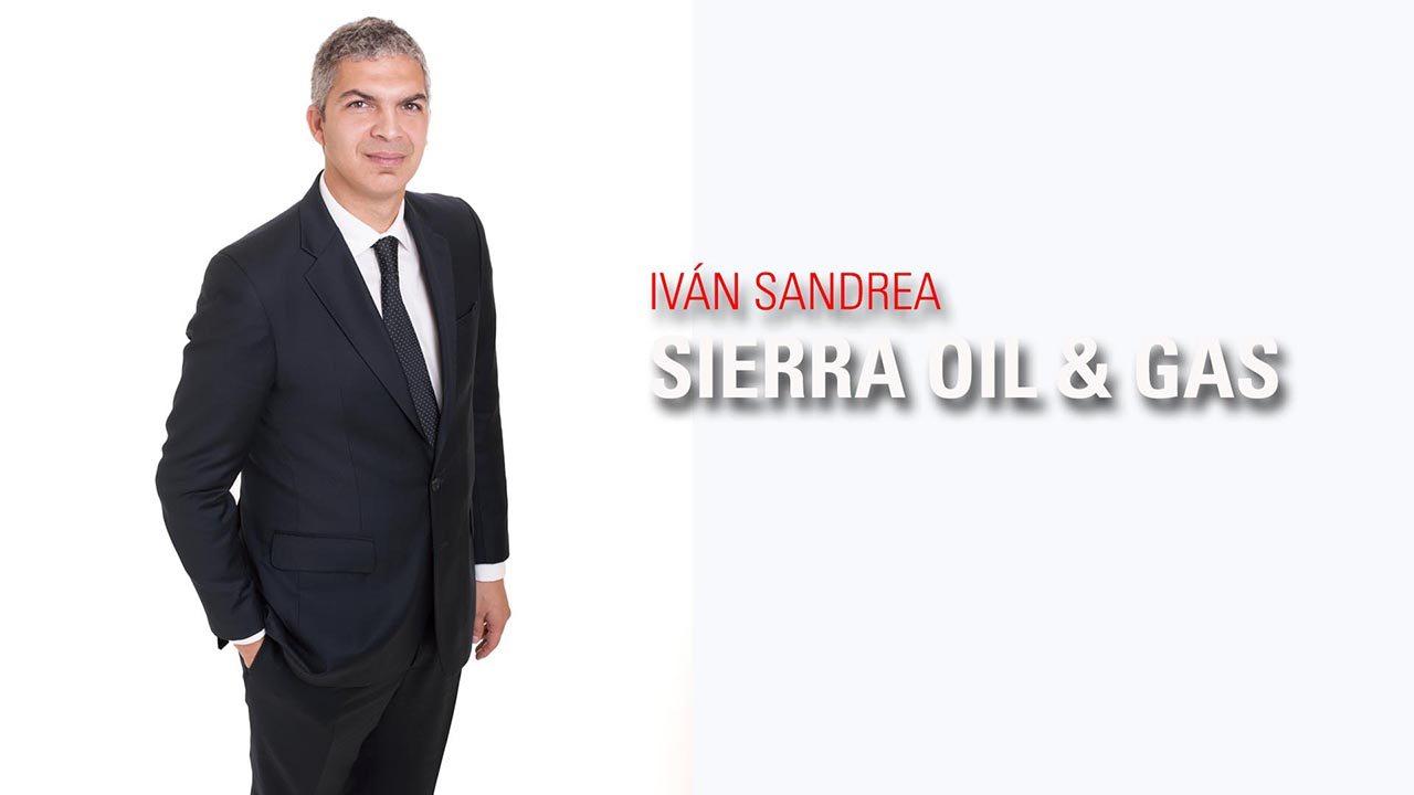 Tenemos que perforar y encontrar petróleo: Sierra Oil & Gas