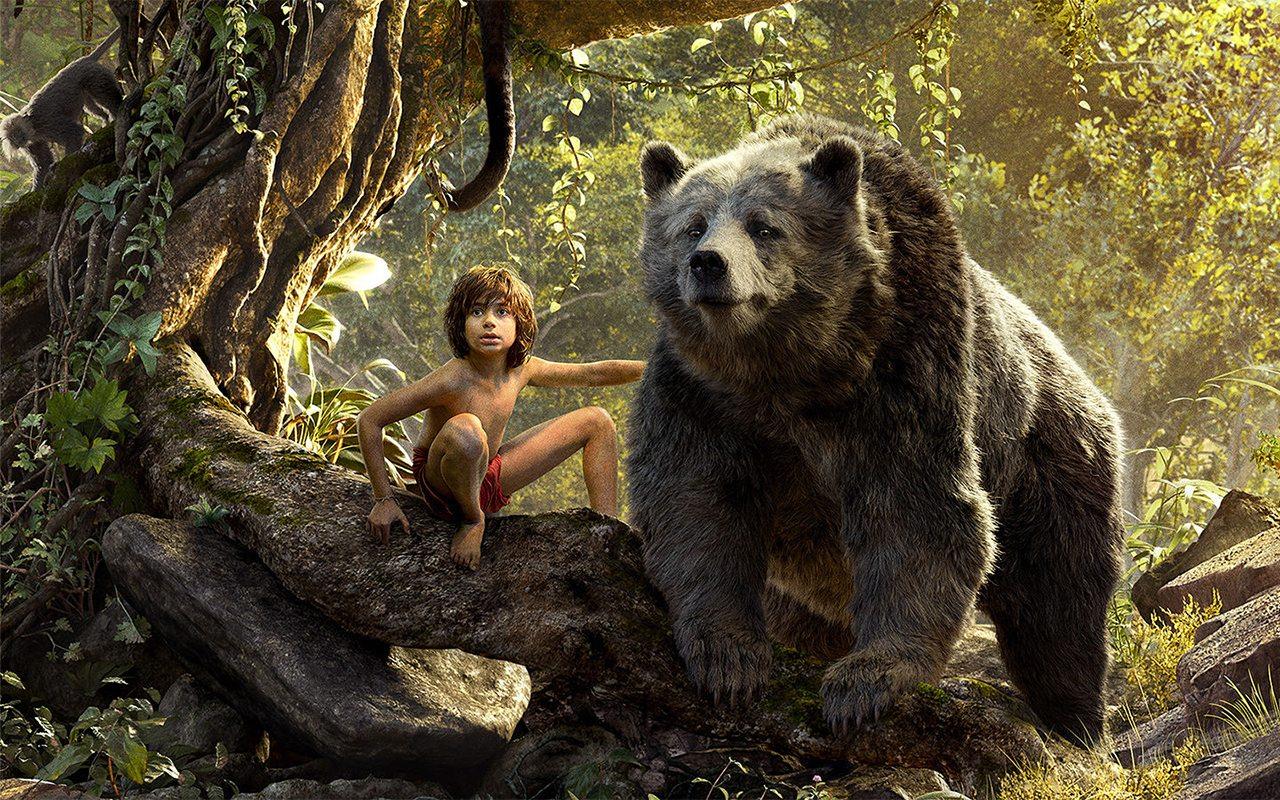 El nuevo/viejo 'Libro de la selva'