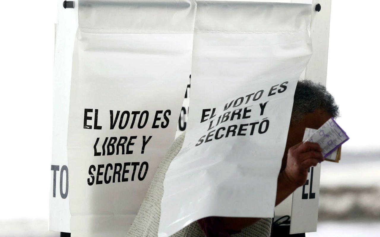 """""""Por el bien de todos""""… primero la Democracia"""