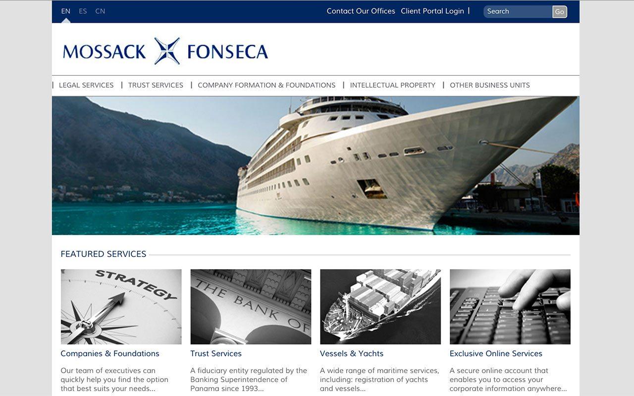 Regulador panameño multa a fiduciaria de Mossack Fonseca