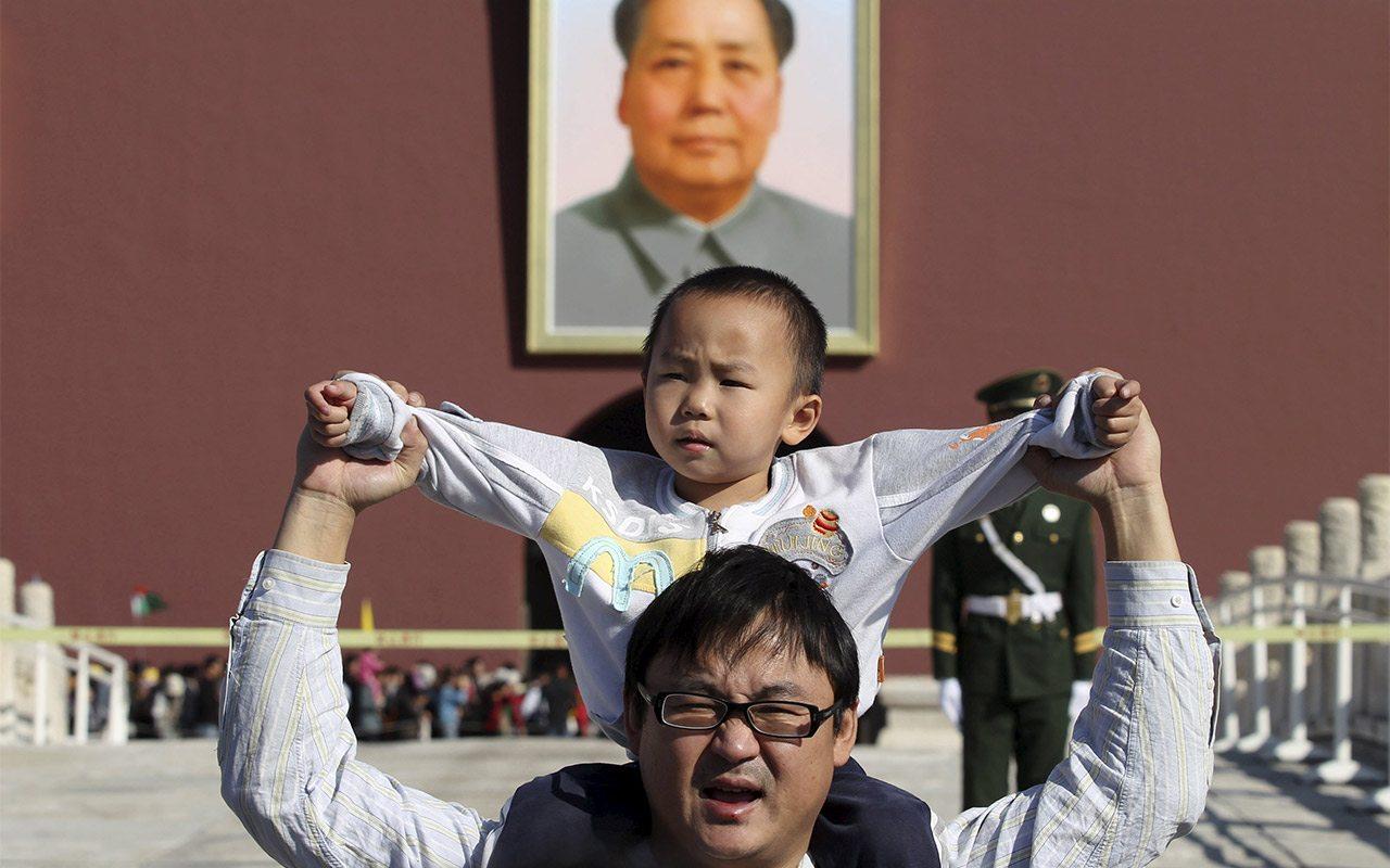 El chino que se hizo millonario dando clases privadas
