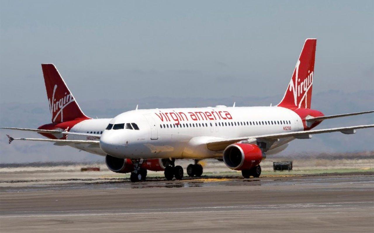 Alaska Airlines compra a Virgin America por 2,600 mdd