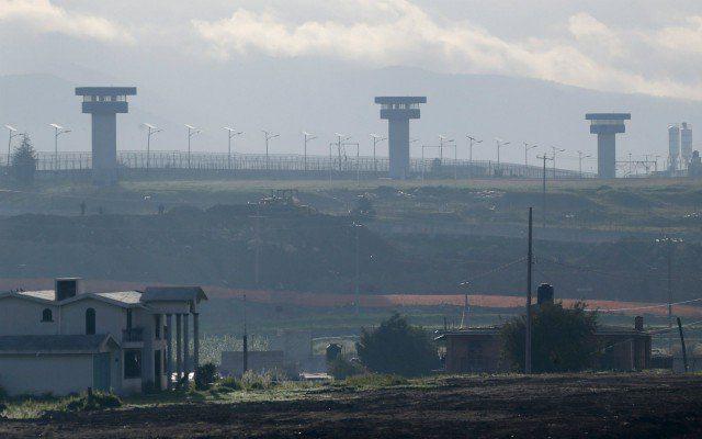 Quieren vender la tecnología de las prisiones de EU para cárceles mexicanas