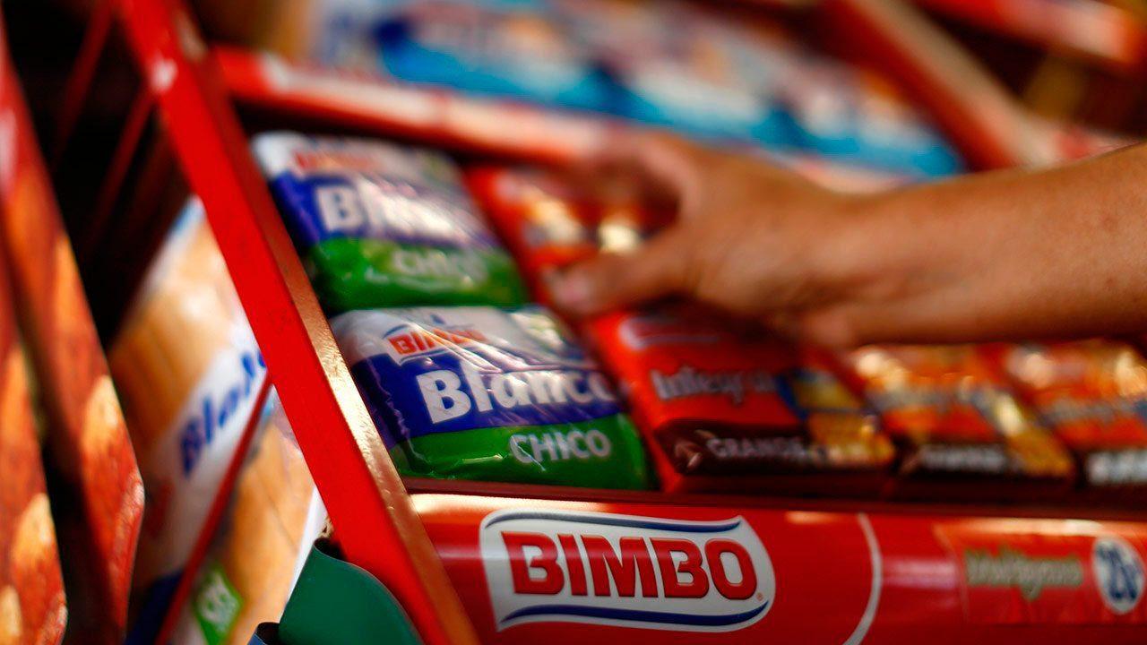 La debilidad en el consumo mexicano afecta las ventas de Bimbo