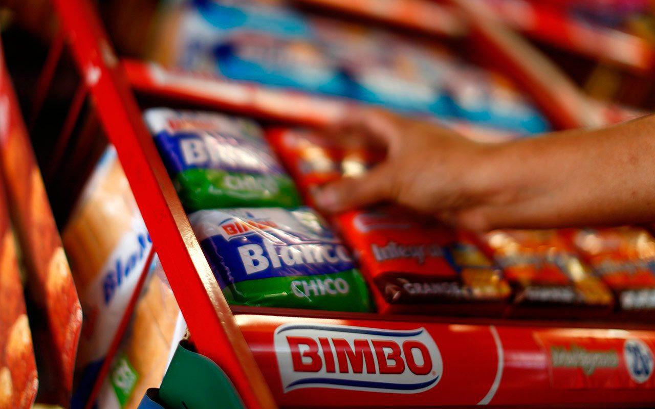 Utilidad neta de Grupo Bimbo crece 27.6% en primer trimestre