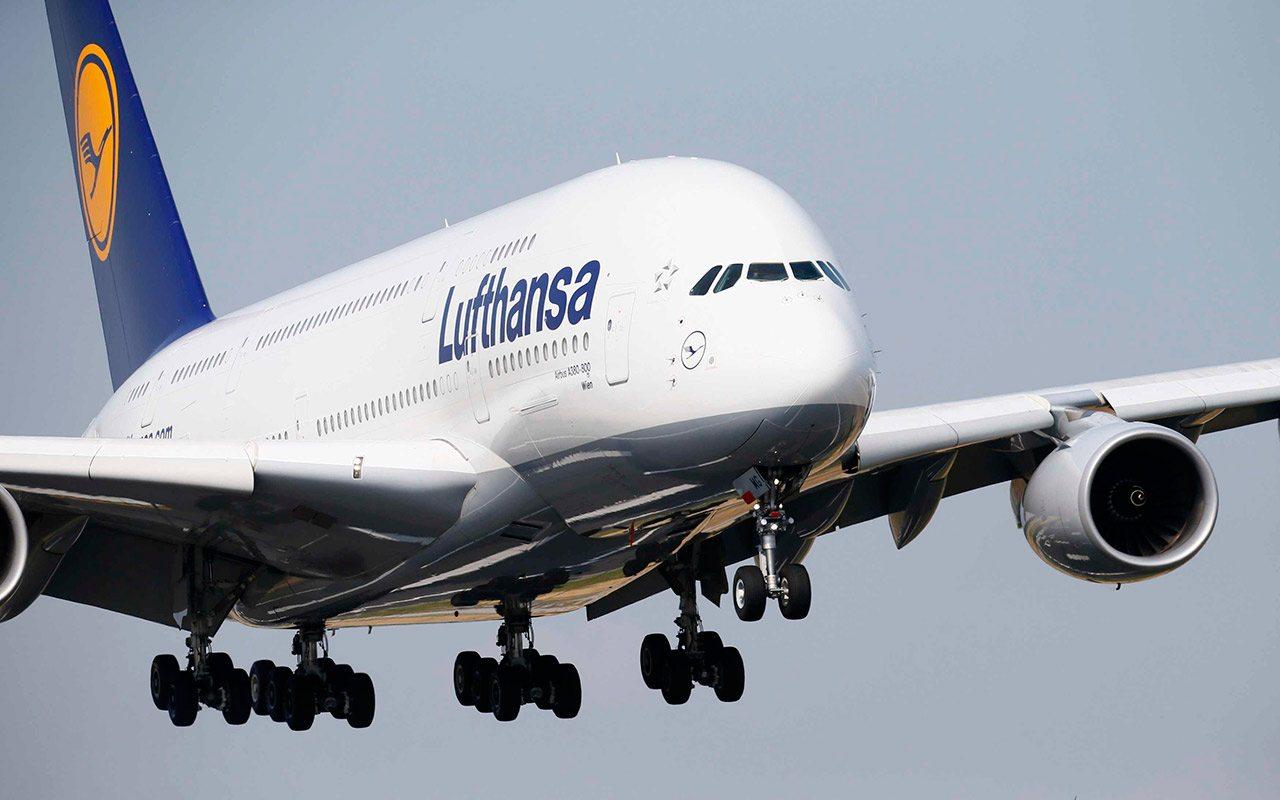Lufthansa busca realizar pruebas rápidas de Covid-19 antes de cada vuelo