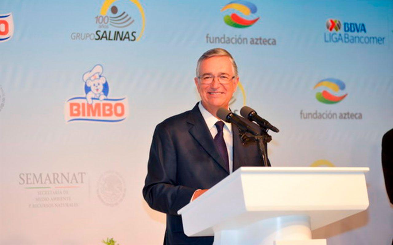 Grupo Salinas aportará un peso más por cada uno donado