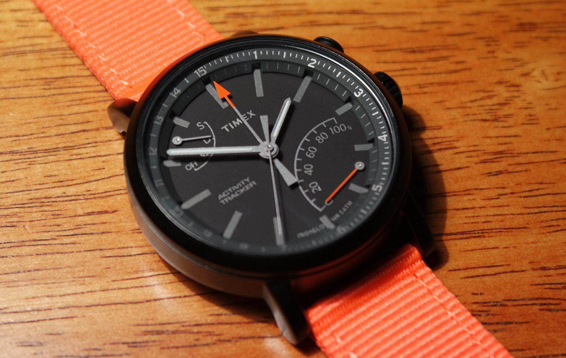 d858b04b7472 Review  Metropolitan+ un Timex análogo con alma digital