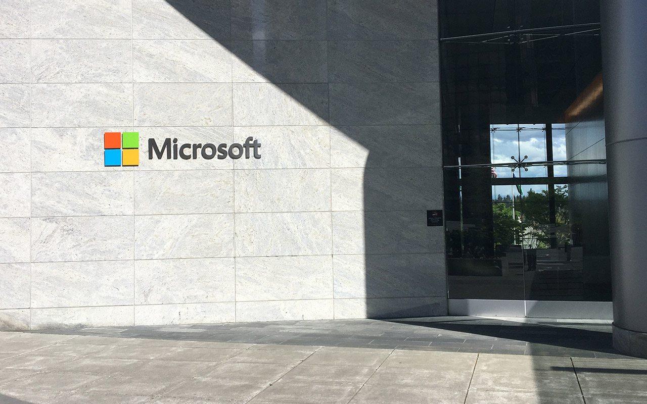 Ganancias de Microsoft suben 35% en primer trimestre