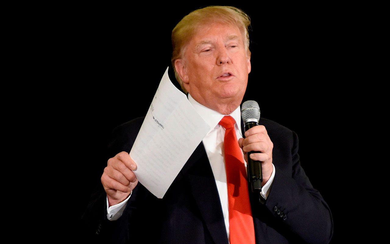 """Acusaciones sobre Trump son """"impugnables"""" pero… ¿son ciertas?"""