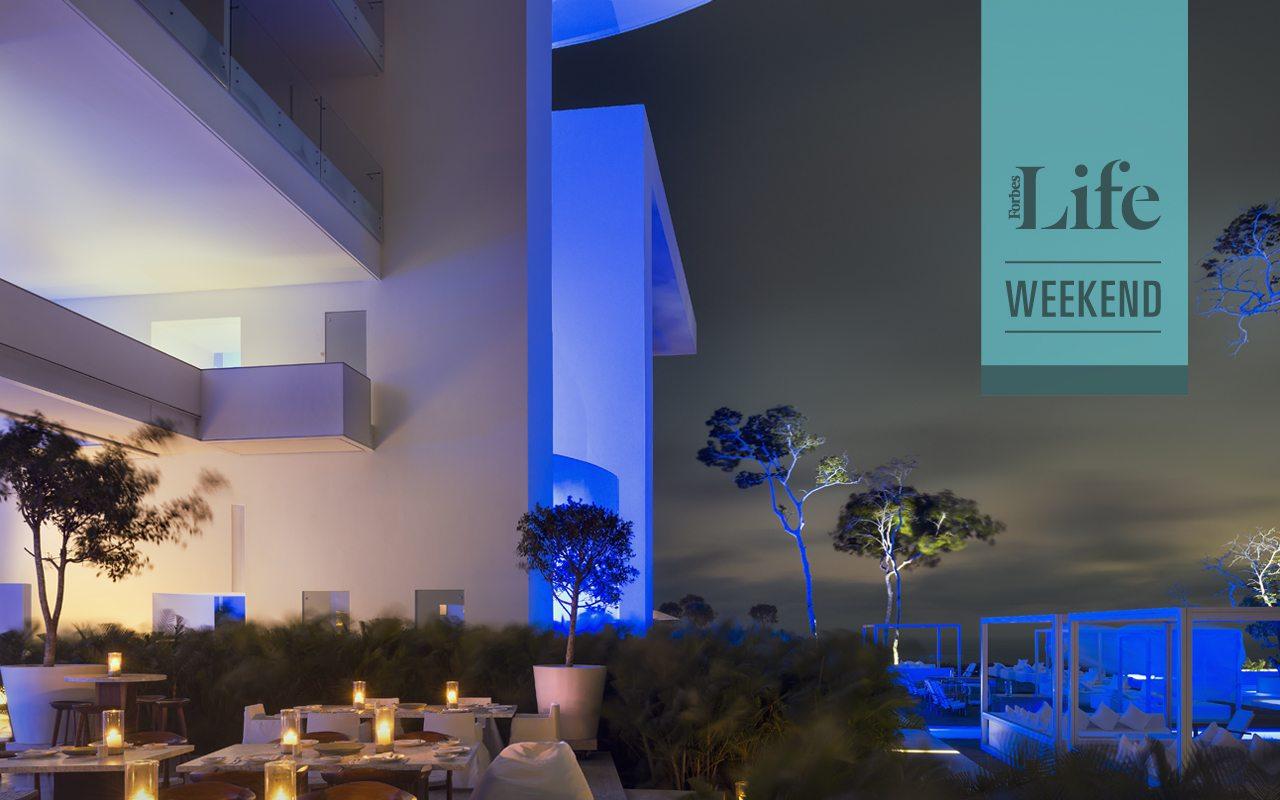 El hotel que revive la calma de Acapulco