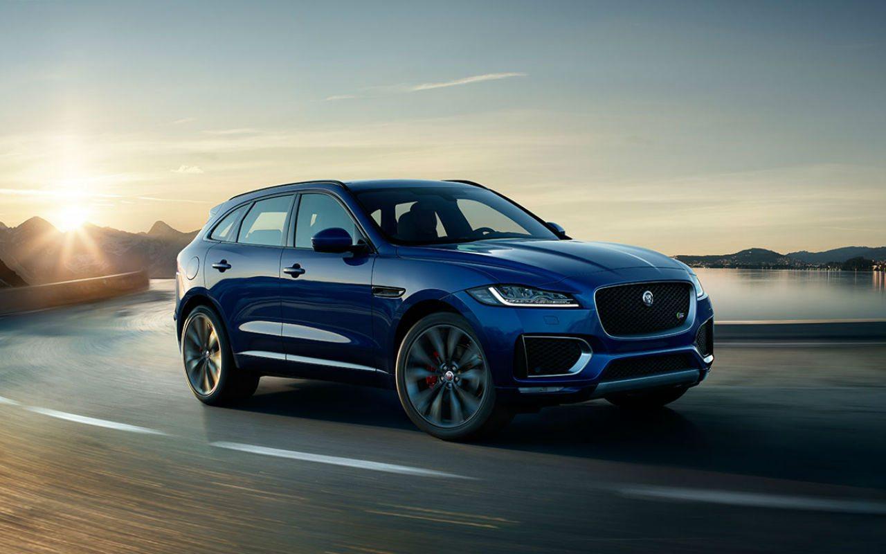 5 claves para conocer al nuevo Jaguar F-Pace