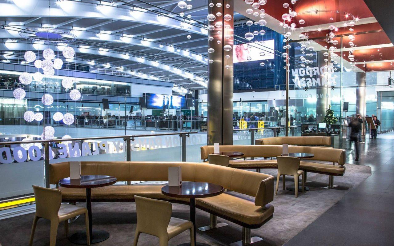 Restaurantes con Estrellas Michelin en aeropuertos internacionales