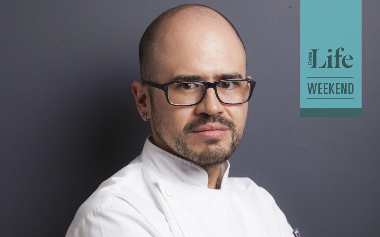 Pablo Salas, el chef que exalta la gastronomía mexiquense