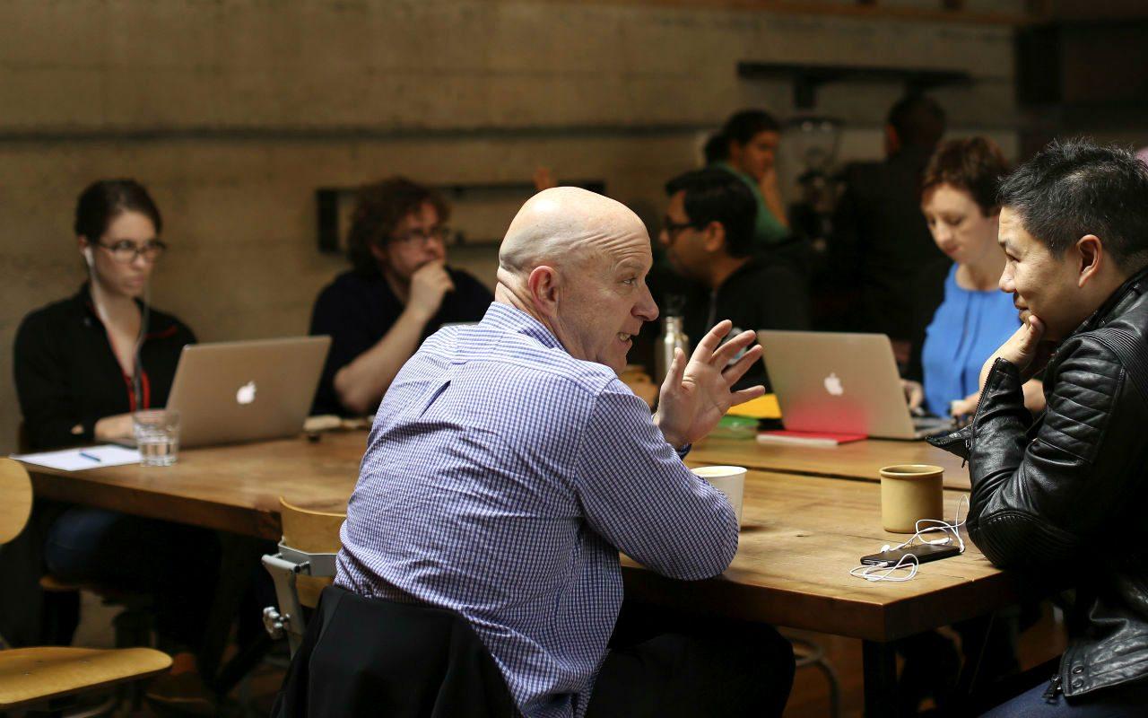 """""""Maker"""" y """"Manager"""": creación y ejecución"""
