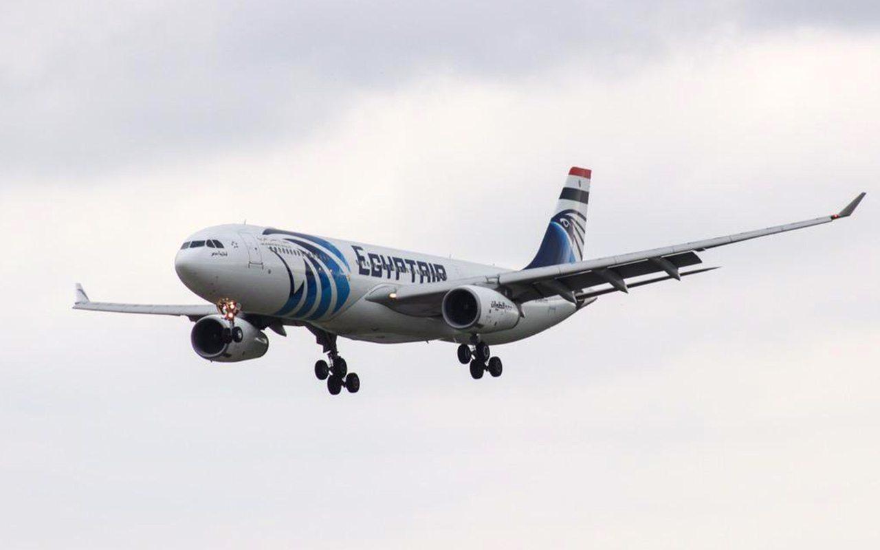 Dan con señal de cajas negras de vuelo EgyptAir