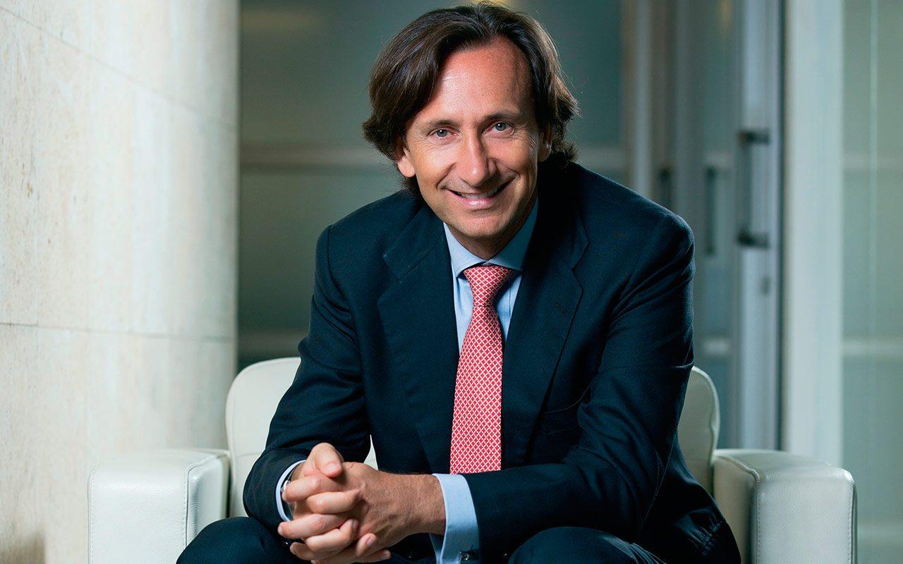 El gallego que tiene el reto de globalizar Bancamérica