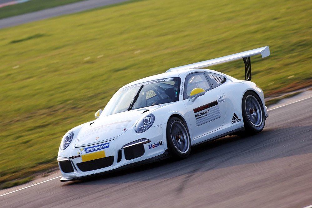 El camino para ser un piloto de carreras