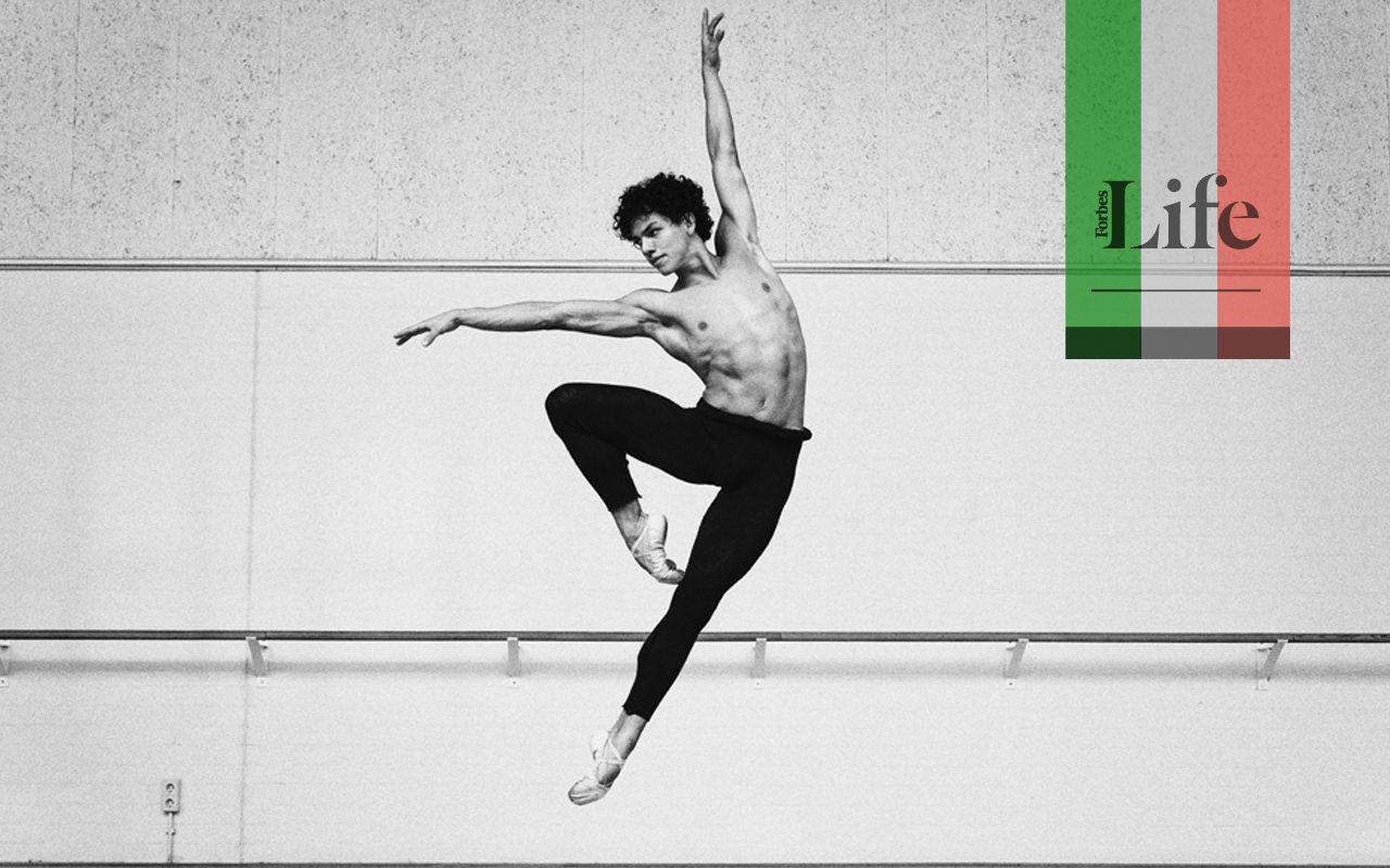 El primer bailarín mexicano en la Ópera de París