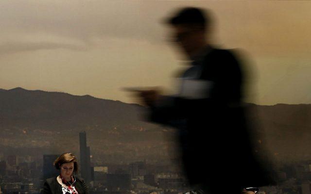 La fase 1 de contingencia ambiental es decretada si los picos de ozono llegan a 150 puntos. (Foto: Reuters)