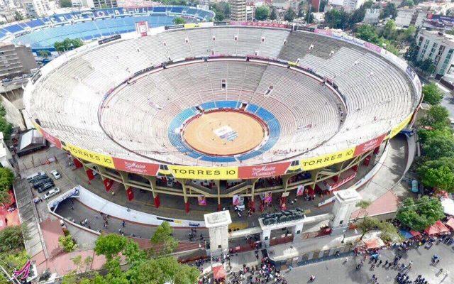 Plaza de toros. (Foto: Archivo.)