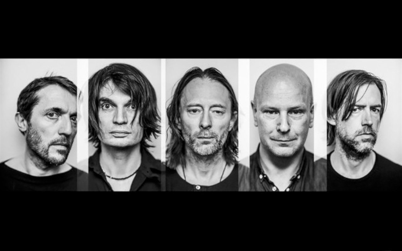 Radiohead. (Foto: Cortesía de la banda.)