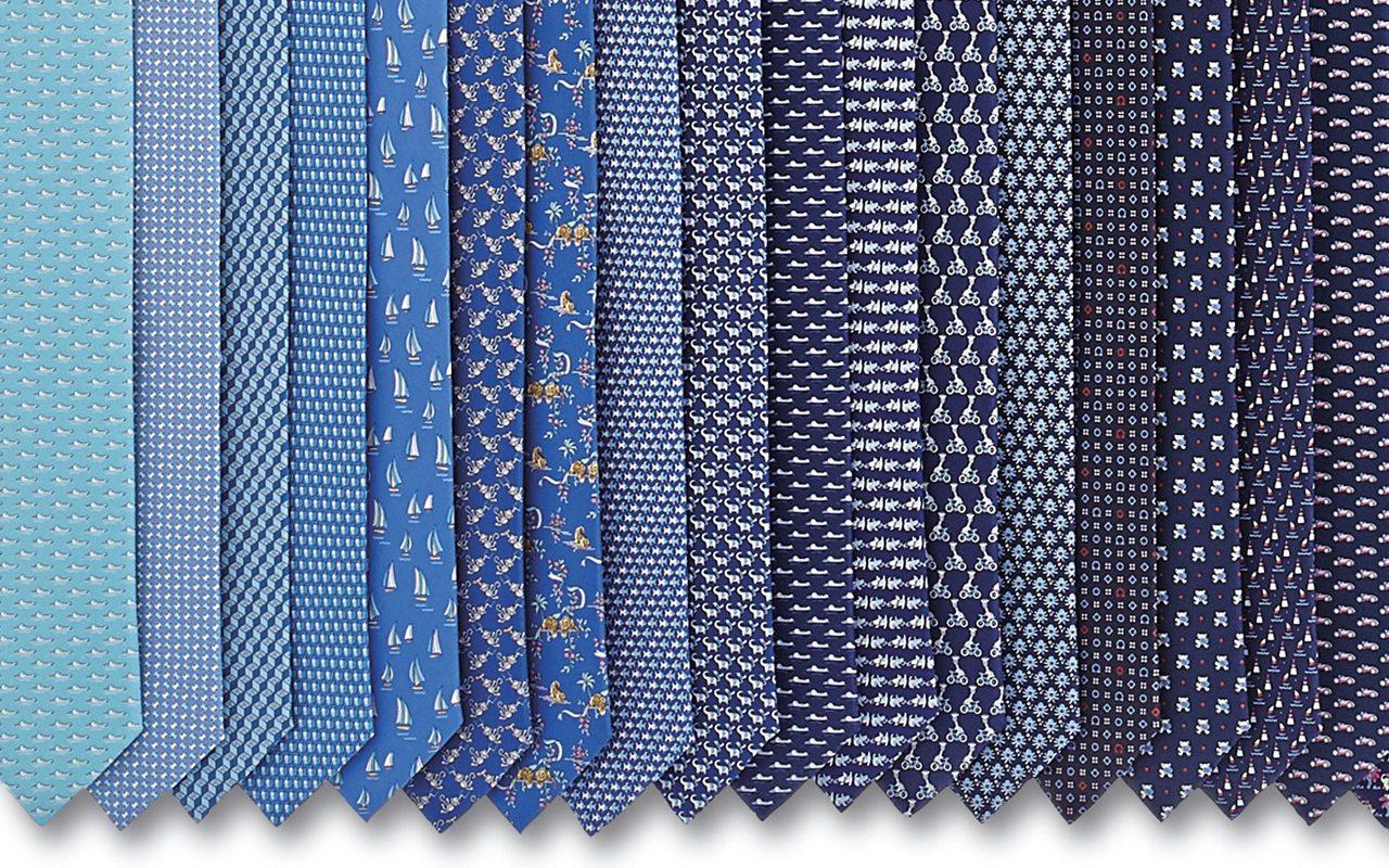 La creatividad personal convertida en corbata