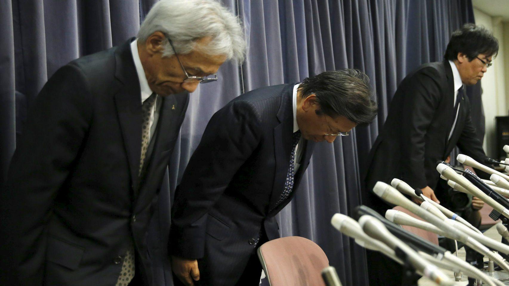 Mitsubishi prevé sus primeras pérdidas en 8 años por escándalo