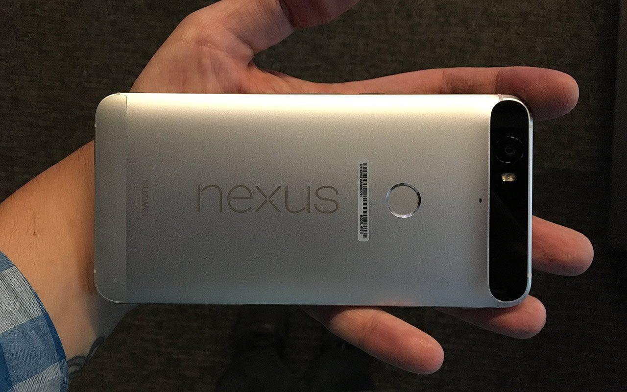 Huawei trae a México su Nexus 6P
