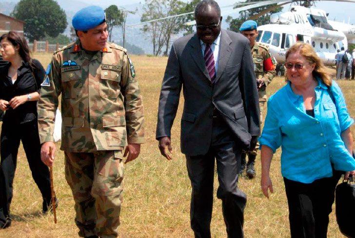 Susana Malcorra va por una ONU que regule deuda soberana y lleve paz