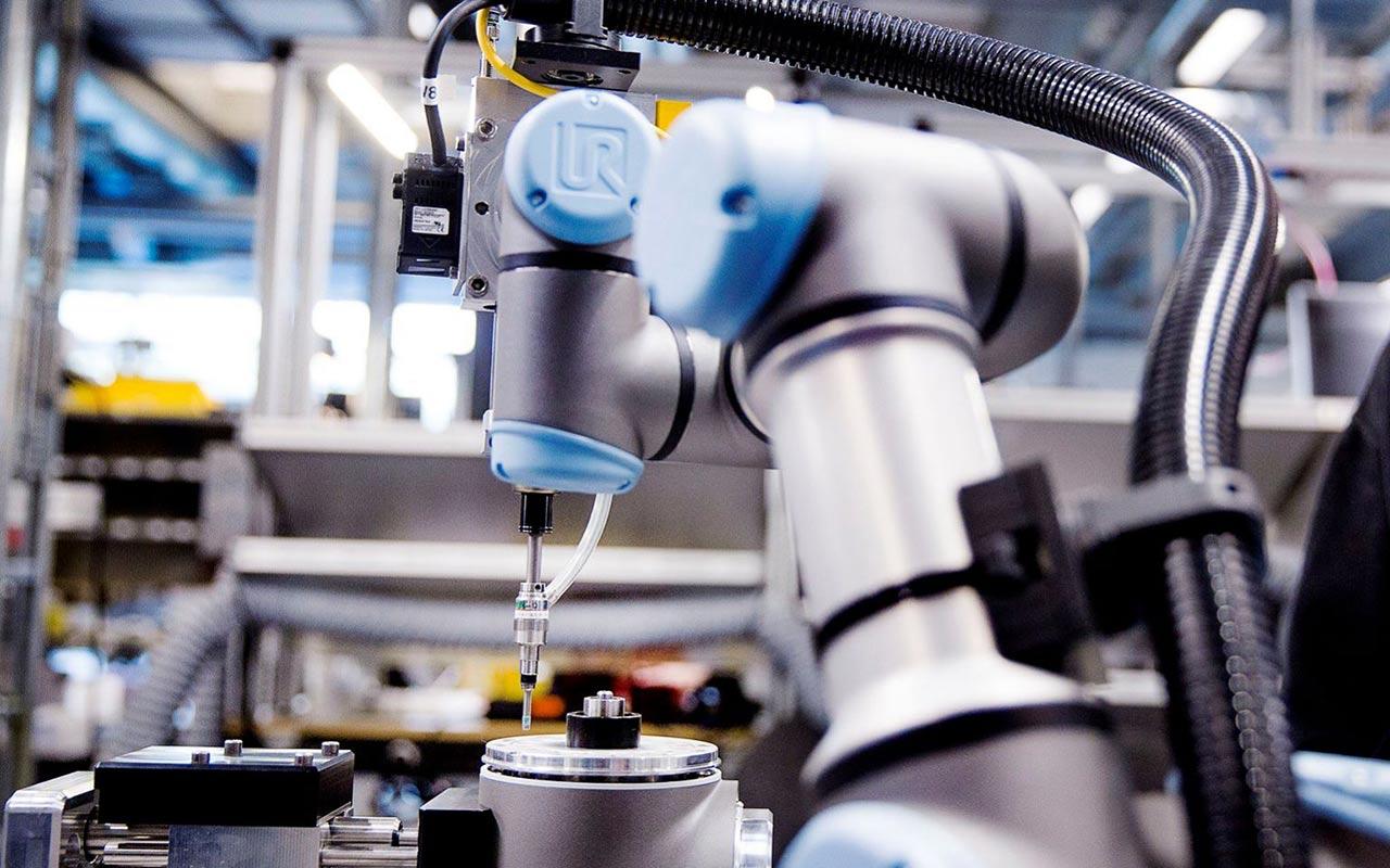 Producción industrial de EU sube apenas 0.1% en septiembre