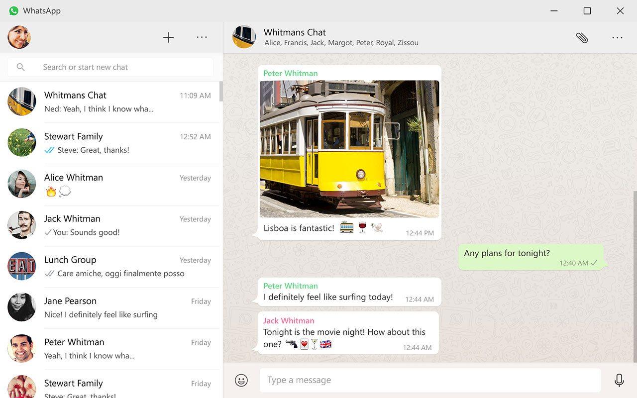 WhatsApp comienza a apoderarse de tu computadora