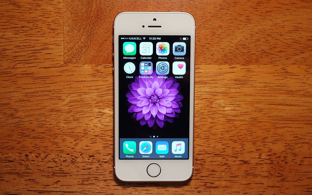 Review: iPhone SE, potencia de bolsillo
