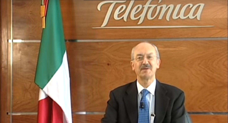 Francisco Gil Díaz dejará dirección de Telefónica México