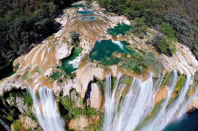 Destinos a través de México para aventureros