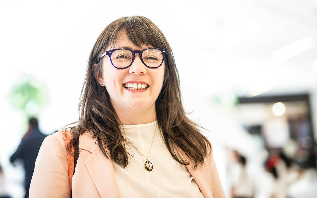 Leti Jáuregui, la mujer que cree en las emprendedoras mexicanas