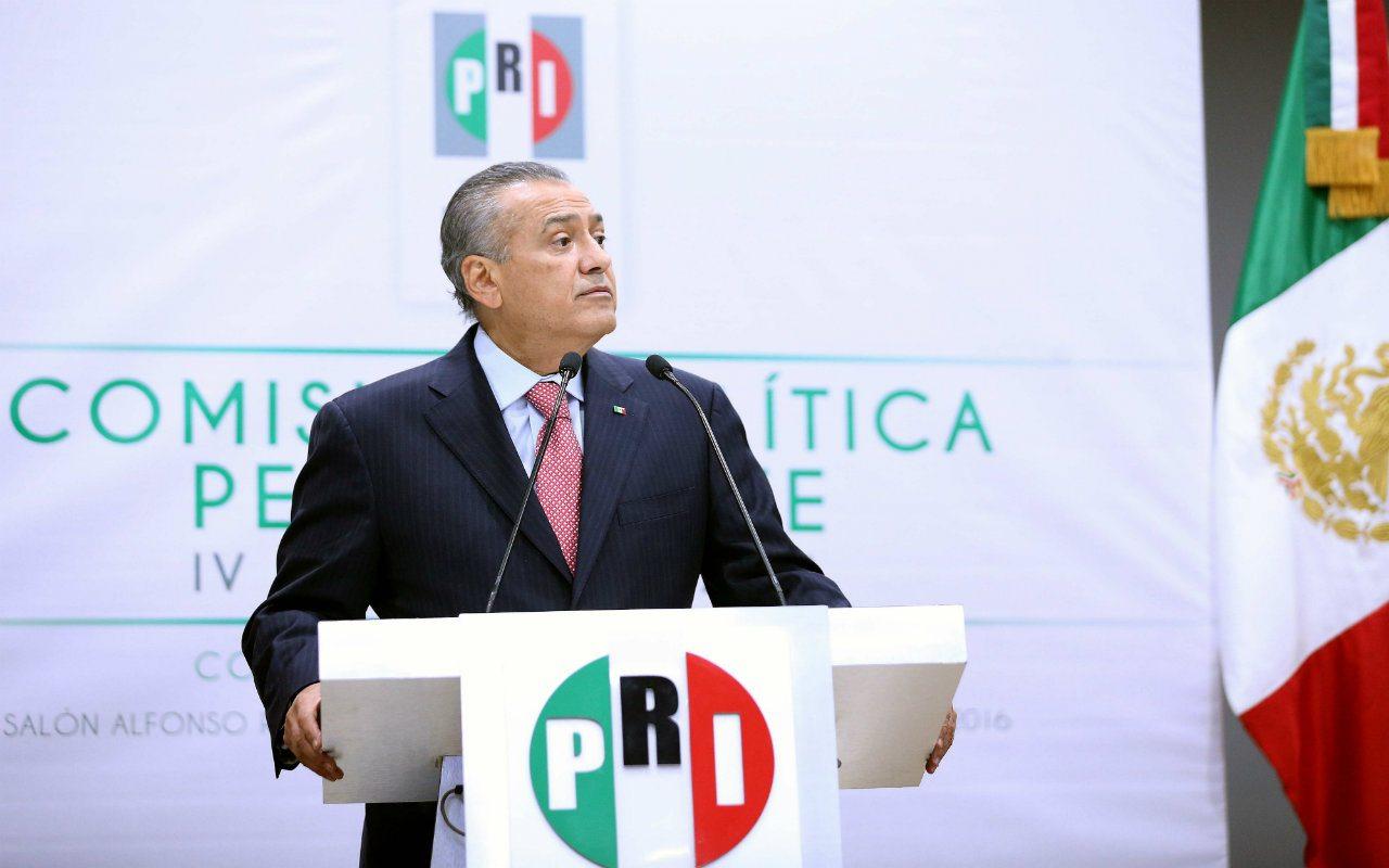 6 gobiernos y un congreso local desviaron al PRI 650 mdp vía empresas fantasma