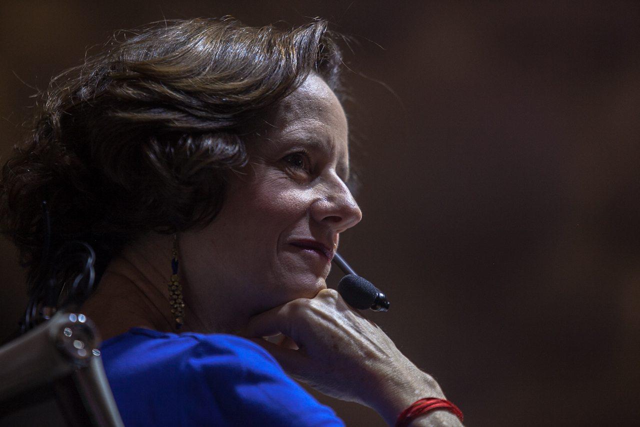 Foro Mujeres Poderosas: Entrevista a Denise Dresser